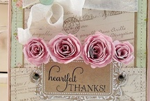 Thank You Cards - 6 / by Carol GoughLust