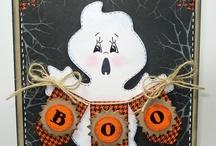 Halloween - 3 / by Carol GoughLust