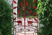 Gorgeous Gates / by Ree Ann Stepp