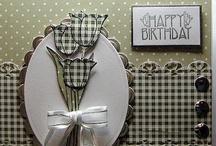 Birthday Cards - 8 / by Carol GoughLust