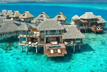 Travel places I have been and want to discover! / Pictures of beautiful travel destinations around the world!