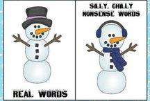 kindergarten winter