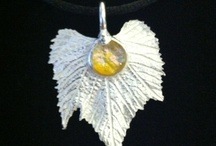 For the love of metal clay- pendants / by Deborah Emmerson