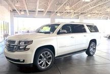 Chevrolet Suburban / NEW Cars Available at BILL STASEK CHEVROLET 847-537-7000 www.stasekchevrolet.com