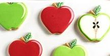 Cute Party Cookies | Macarons / Decorated | Christmas | Birthday | Recipe | Ideas | Tea | Easy | Display | French | Peppermint