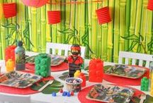 Lego Party Ideas / Games | Ideas | Food | DIY | For Boys | For Girls | Decorations | Cheap | Printables | Cake