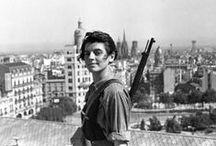 Spanish Civil War  / Second republic, the war, international brigades, the resistance...that sort of stuff