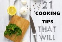 Tips and Tricks for: Cooking/Baking / Tips and tricks for cooking or baking.