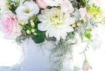 Party Flowers / Floral Arrangements / Decorations | Birthday | DIY | Tutorial | Ideas | Tea | Bridal | Centerpieces | Wedding | Arrangements | Garden | Dinner