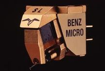 Benz Micro phono cartridges / www.musicalsurroundings.com