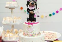 Dog Party Ideas | Parties for Dogs / Pets | Decoration | Food | Girl | Games | For Kids | Birthday | Puppy | Free Printables | DIY | Cake