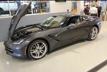 Corvette C7 Delivery / Website: http://www.stasekchevrolet.com/ Like us on Facebook: https://www.facebook.com/pages/Bill-S... Follow us on Twitter: https://twitter.com/StasekChevrolet  Watch as our first C7 arrives at our dealership