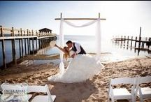 Outer Banks Weddings & Events / The Outer Banks has quickly become one of the top destinations to hold weddings, family reunions, corporate retreats or any gathering of family, friends or co-workers. / by Resort Realty OBX