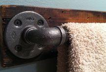 bathroom/laundry / by Amanda Price