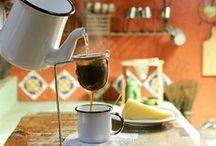 Coffee / by Andrea Mackova