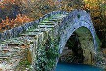 From love to old bridges / by Andrea Mackova
