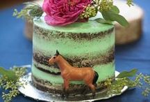 Pony & Horse Party Ideas / My Little Pony | Vintage Pony | Pony Theme | Cake | Invitations | Horse Party Hat | Games | Decorations | Favors