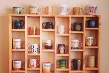 Mug Display Ideas