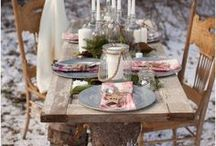 Winter Wonderland Party Ideas / Baby | For Kids | Decorations | Theme | Sweet 16 | Food | For Adults | Centerpieces | For Adults | Birthday