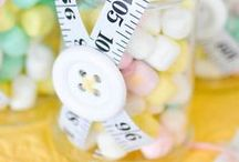 Crafting + Sewing Party Ideas / For Adults | For Women | Sweet 16 | DIY | Kids | Fun | Photobooth | Cake | Printables | Decor