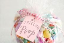 Unicorn Party Ideas / All the unicorn party ideas you could ever wish for in one place! Unicorn decoration ideas, unicorn party food, unicorn party favors, unicorn party invitations, unicorn birthday activity ideas, unicorn cupcakes, and more! All on Kara's Party Ideas | KarasPartyIdeas.com!