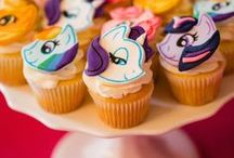 My Little Pony Party Ideas / Food | Decorations | Pastel | Games | Favors | Cake | Printables | DIY | Invitations | Centerpieces | Outfit