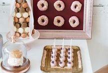 Donut Party Ideas / Doughnut | Kids | Dessert Table | Games | Bridal Shower | DIY | Food | Free Printable | Inspiration | Boy | Sprinkles | Mini Donuts