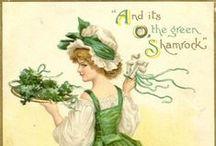 Vintage St. Patrick's Day - 1 / by Carol GoughLust