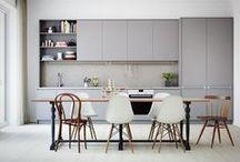 Interior/ Kitchen