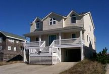 February 2016 - New Listings / Properties for sale throughout the Outer Banks.  / by Resort Realty OBX