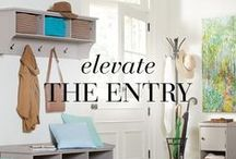 looks we LOVE: Elevate the Entry / looks we LOVE: Carefully curated ideas for every space  / by BrylaneHome