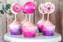 Mother's Day Party Ideas / Decoration | Food | Games | Theme | Table | Activities | Dollar Store | Preschool | DIY