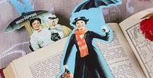Mary Poppins a Láryfáry / Kdo je vlastně Čtecí teta? Je to kouzelná postava, která přichází, když jsou děti přichystány vyslechnout pohádku zprostředkovanou někým z říše pohádek.  Kolik rodičů se zaposlouchá spolu s dětmi a to se potom na plotně škvaří večeře a voda na čaj v konvici syčí a syčí - a i když děti i dospělí napjatě poslouchají, tyto zvuky neslyší, protože jsou dávno pryč, v pohádce. Čtecí teta je naprostý originál, ale líbí se jí Mary Poppins i Láryfáry (má prostě styl).