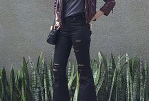 Looks  Women's jeans