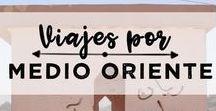 Viajeros por MEDIO ORIENTE / Tablero colaborativo para bloggers de viajes hispanos. Solo pines en español sobre temas relacionados a VIAJES POR MEDIO ORIENTE. Compartir pines verticales. Pinnear algunos pines del tablero también. Máximo 5 por día. Para unirte enviar un email a caminandoporelglobo@gmail.com con el asunto TABLERO COLABORATIVO PINTEREST. ¡Bienvenidos!