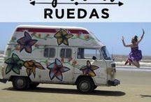 VIAJEROS SOBRE RUEDAS / Tablero colaborativo para bloggers de viajes hispanos. Solo pines en español sobre temas relacionados a VIAJEROS SOBRE RUEDAS. Compartir pines verticales. Pinnear algunos pines dejados en el tablero. Máximo 5 por día. Para unirte enviar un email a caminandoporelglobo@gmail.com con el asunto TABLERO COLABORATIVO PINTEREST. ¡Bienvenidos!