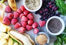 Breakfast Smoothie Recipes / Click Follow to discover our favorite breakfast smoothie recipes and Smoothie Bowl ideas. Start your day right, eat a healthy breakfast.