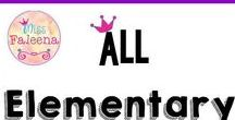 All Elementary @TpT / This is a collaborative board from TpT sellers for Elementary products. Just email at missfaleena@gmail.com to join or message me through Pinterest. Thank you for your contributions! Happy pinning!