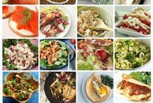Low Calorie Recipes / Favorite low calorie meals and low calorie eating information