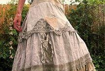 Krásný sukně / ...jako pro víly...