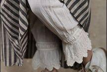 Návleky na nohy / ozdobit si botky v šedém počasí ...:)