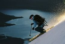 Winter Sport / #winter #sport #ski #snowboard