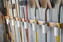 Homesteading: Tools / Lists and tips of tools and supplies needed on the homestead.