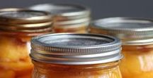 Homesteading: Canning / Canning, preserving, freezing, drying, dehydrating fruits and vegetables. Recipes, directions, and precautions to ensure your food preservation is a success.