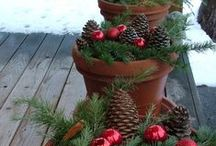 Holiday Inspiration / Ideas to inspire Christmas Holiday decorating and crafting.
