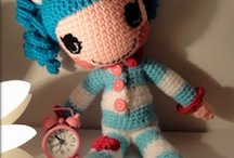 Crochet Cuteness / by Linda Sauceda