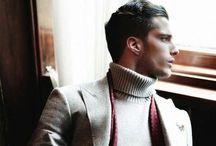 Men's Fashion / by Becky Lant