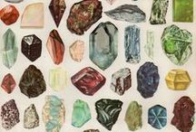 Gorgeous Gems / The most beautiful, colorful and unusual gemstones and gemstone beads from around the world.
