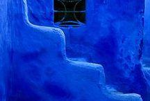 Blue / Blue  inspiration!