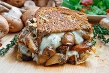 Sandwiches and Wraps / by Melanie Souza Guffey
